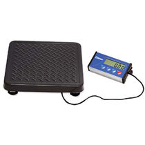 Platform scales / with LCD display / portable / industrial