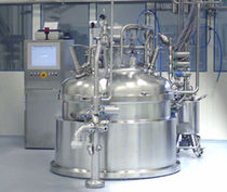 Turbine mixer / batch / liquid