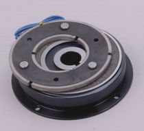 Single-disc clutch / electro-magnetic / without bearings