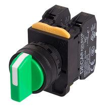 Selector knob switch / multipolar / electromechanical