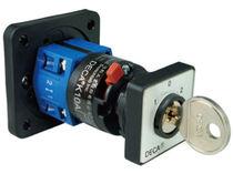 Cam switch / multipolar / key type / electromechanical