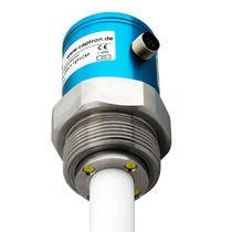 Capacitive level sensor / for liquids / bulk solids / for storage tanks