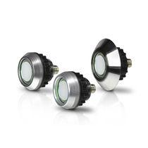 Capacitive switch / multipole / panel-mount / LED-illuminated