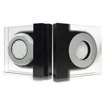 Capacitive switch / multipole / LED-illuminated / door opening