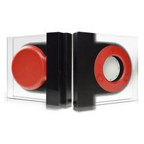 Capacitive switch / multipole / LED-illuminated / door