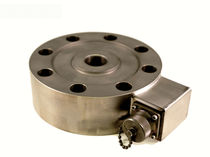 Tension load cell / pancake type / strain gauge