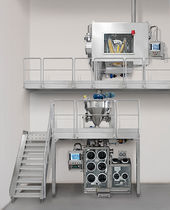 Powder dispensing system / weight / manual / automated