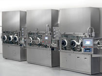 Blowing-filling-capping machine