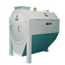 Drum screener / for bulk materials / for seeds and grains