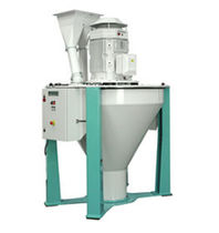 Hammer mill / horizontal / for biomass / food