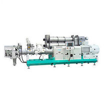 Food extruder / twin-screw