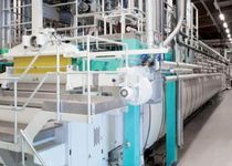 Hot air dryer / continuous / for the food industry / cleaning