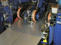 Coil inspection line