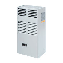 Air-cooled cabinet air conditioner / outdoor / industrial