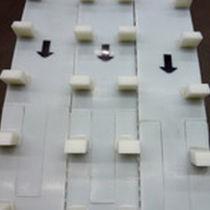 Plastic fastening element