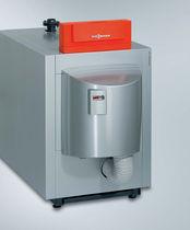 Hot water boiler / gas / condensing