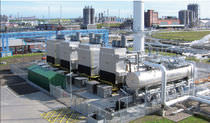 Steam boiler / hot water / heat-recovery / fuel oil