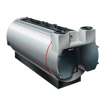 Hot water boiler / steam / heat-recovery / smoke tube