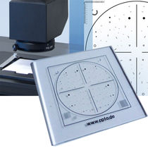 Microscope calibration equipment / for micron-scale measurement
