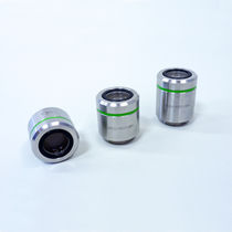 Telecentric objective lens / high-resolution / for process monitoring / measuring
