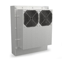 Industrial electrical cabinet air conditioner / outdoor / thermoelectric