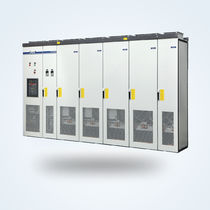 Industrial AC drive / 2-quadrant / IP20 / compact