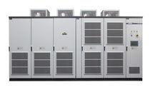 Four-quadrant AC drive / vector control / for asynchronous motors / synchronous motor
