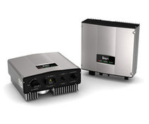 Single-phase DC/AC inverter / for industrial applications / compact