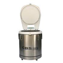 Laboratory freezer / liquid nitrogen / cryogenic / storage