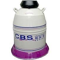 Laboratory freezer / liquid nitrogen / cryogenic / storage