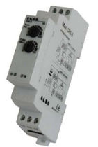 Current protection relay / modular / DIN rail