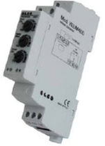 Time delay relay / under-voltage and overvoltage / control / protection