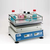 Mechanical laboratory agitator / orbital / vibrating / digital