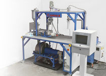 Laboratory plate grinding machine