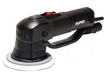 Random orbital sander / manual / low-vibration / suction type
