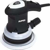 Random orbital sander / electric / with dust extraction system / suction type