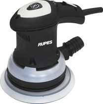Random orbital sander / electric / high-performance / with self-generated vacuum