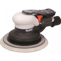 Random orbital sander / pneumatic / high-performance / with central vacuum
