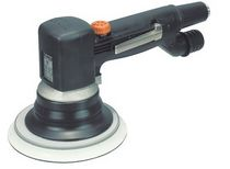 Random orbital sander / pneumatic / suction type