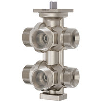 6-way valve / ball / electric / changeover
