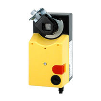 Electric damper actuator / rotary