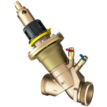 Air-operated valve / flow-control / 2-channel