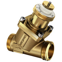 Regulating valve / compact / 2-way
