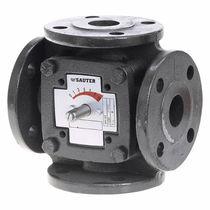 Ball valve / lever / control / flange