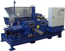 Briquetting press / hydraulic / metal / for non-ferrous materials