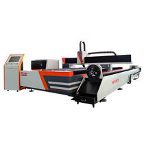 Steel cutting machine / stainless steel / for aluminum / copper