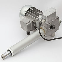 Linear actuator / electric / screw / with integrated limit switch