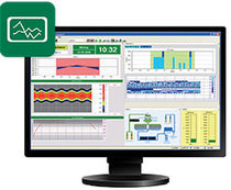 HMI software / measurement / visualization / process