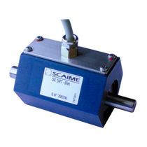 Rotary torque sensor / non-contact / telemetry / with digital output