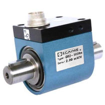 Rotary torque sensor / shaft-to-shaft / slip ring / high-accuracy